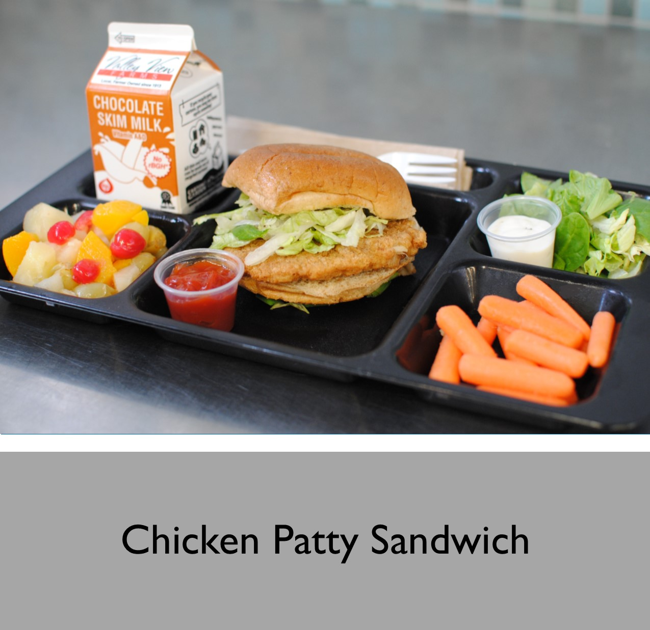 Chicken Patty Sandwich