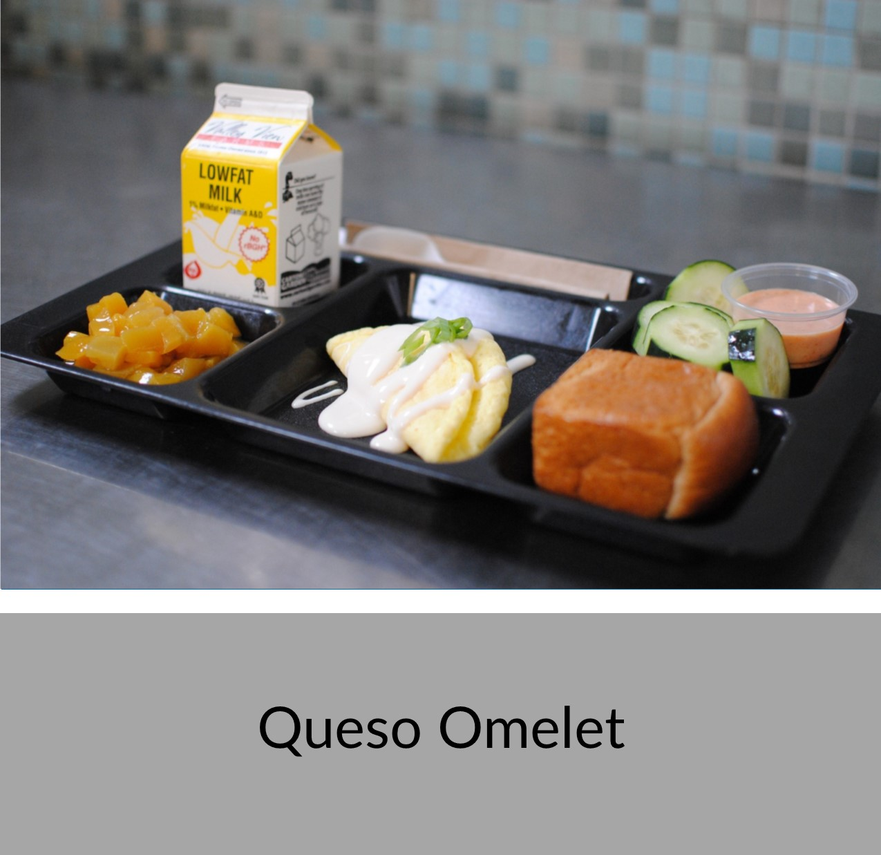 Queso Omelet