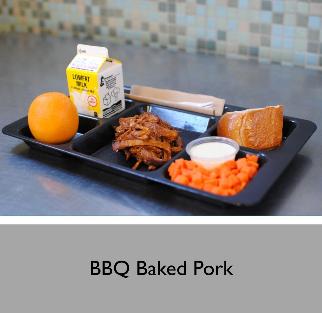 BBQ Baked Pork